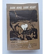 Arkham House Dark Mind Dark Heart Derleth HC/DJ 1st Edition Anthology of... - $49.99