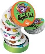 Zygomatic Spot It! Jr Animals Dobble Game Asmodee SP414 - $14.85