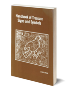 Handbook of Treasure Signs & Symbols ~ Treasure Hunting - $19.95