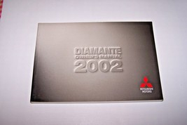 2002 Mitsubishi diamante Owners Manual new original - $10.39