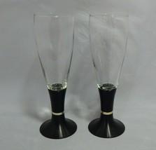 David Douglas Pair of Champagne Glasses  - $23.76