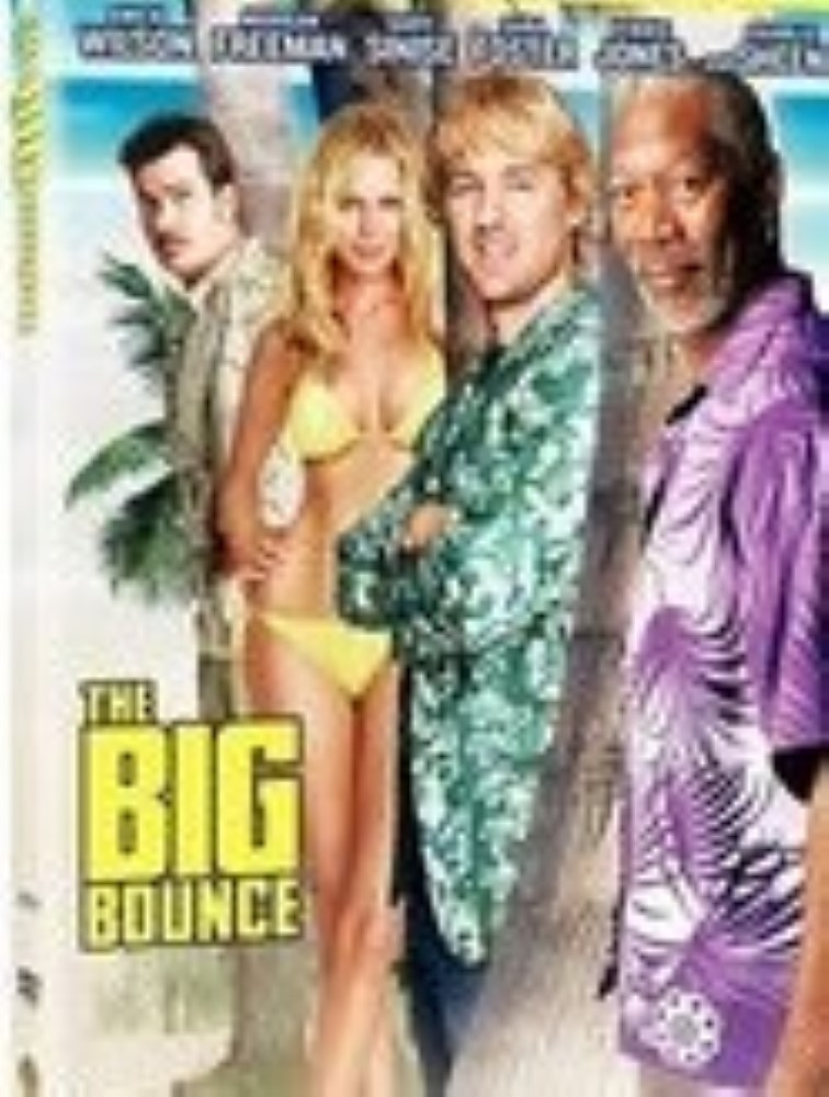 The Big Bounce Dvd