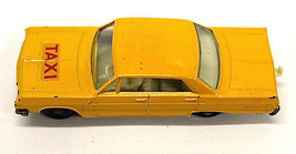 Vintage Matchbox Lesney Impala Taxi-Cab # 20 Die Cast Vehicle New In Box... - $47.67