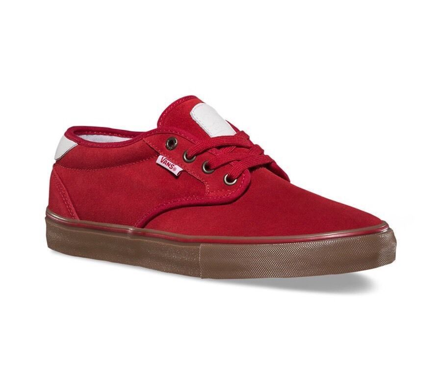 a393276cae3c9b VANS Chima Estate Pro Scarlet Red Gum Men s and 50 similar items