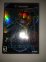 Nintendo Gamecube Metroid Prime 2 Echoes - $26.18