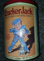 Vintage Cracker Jack 1991 Limited Edition Collector's Tin - $11.88