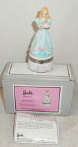 BARBIE BIRTHDAY WISHES GIFT INSIDE CERTIFICATE OF AUTHENTICITY  - $21.00
