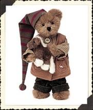 """Boyds Bears """"Kirby Elfbeary w/Pony"""" 8"""" Plush Bear- #904053- New- 2002- R... - $24.99"""