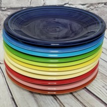 """Pick Your Color Fiestaware 7 1/4"""" Salad Plate HLC Fiesta Sold Individually - $9.99"""