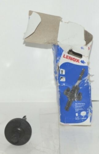 Lenox 1779805 Standard Hole Saw Arbor Quick Change New In Box