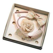 3 PCS Flower Hairpin Gift Set Lovely Jewelry Clip Hair Headdress-B4 - $14.77