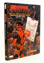 Deadpool Drawing the Merc with a Mouth: Three Decades of Amazing Marvel Comics - $17.88