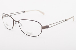 Adidas AF08 40 6051 BASE-X Gunmetal White Eyeglasses F08 406051 57mm - $68.11