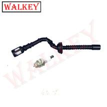 Fuel Line Filter Spark Plug Stihl 015 015AV 015L 015R FS150 FS1511116 35... - $5.96