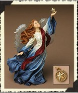 "Boyds Charming Angel ""Victoria... Guardian of Freedom""  #28238-  2E- New - $59.99"