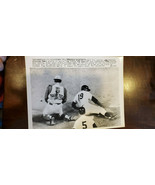 1965 Upi Originale Filo Foto Cincinnati Reds Los Angeles Dodgers Jim Gil... - $34.94