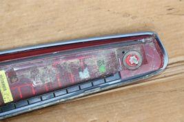 06-09 Pontiac G6 Convertible Trunk Spoiler LED 3rd Brake Light image 8