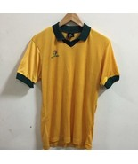 BRAZIL Template BRASIL WORLD CUP TOPPER FOOTBALL SHIRT HOME VINTAGE JERS... - $46.52