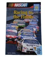 NASCAR Racing to the Finish Book - 1st and 2nd Grade - $1.25