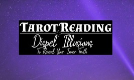 Tarot Reading: Dispel Illusions to Reveal Your Inner Truth - $75.00