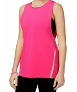 Jessica Simpson Womens Medium Two In One Tank Top Pink M - $24.90