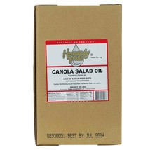 Canola Oil - 2 containers - 4.55 gallons ea - $196.60