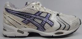 Asics Gel Kayano Trainer Women's Running Shoes Size US 7 M (B) EU 38 White SN756