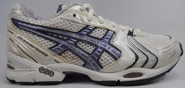 Asics Gel Kayano Trainer Women's Running Shoes Size US 7 M (B) EU 38 Whi... - $52.69