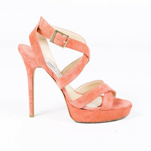 Jimmy Choo Strappy Suede Sandals SZ 38 - $135.00