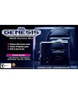 SEGA SG-10037-2 Genesis Mini Game Console - Black - $79.99
