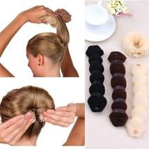 PjNewesting® New Fashion Hair Tools Magic Quick Bun Hair Styling Long He... - $65,98 MXN+