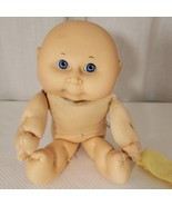 Vintage Cabbage Patch Kids 1990 First Edition Doll Bald Blue Eyes Hasbro... - $18.03