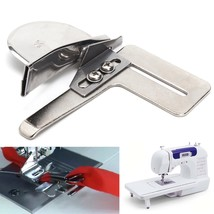 A4 Tape Cut Size 5/8'' Single Fold Raw Edge Binder Sewing Machine Presse... - $24.37
