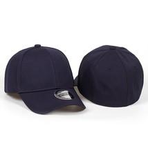 2018 new Black Baseball Cap Men Snapback Hats Caps Men Flexfit Fitted Cl... - $13.10