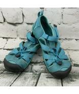 Keen Sandals Womens Sz 4 Powder Blue - $34.64