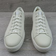 Converse CTAS Modern OX Buff White Shoes Size 9.5 Mens NEW 156652C image 5