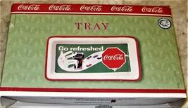 Coca- Cola Go refreshed Ceramic Tip tray  - $6.50