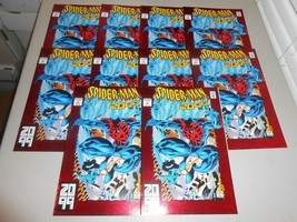 Lot of 10 1992 Spiderman 2099 Comic 1 Red Foil Cover Premiere Issue Marvel   - £46.98 GBP