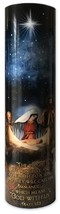 THE NATIVITY - LED Flame-less Devotion Prayer Candle image 1
