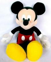 "Disney Dream International Mickey Mouse Plush Stuffed Animal 17"" - $28.50"