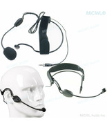 Pro ME3 Headset Microphone For Sennheiser ew100 ew300 ew500 Music Wireless - $27.60
