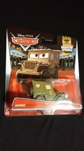 Disney Pixar Cars SARGE Army Sargeant / Collectible Movie Toy Vehicle By Mattel - $12.00