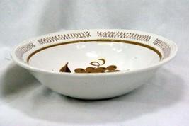 Mikasa Roman #7118 Round Vegetable Bowl Terra Stone - $10.39