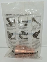 Nibco 9009155PC PC600 2 Wrot Copper Fitting Reducer Coupling 2 Inches By 1 Inch image 2