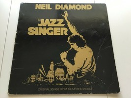 Record - Jazz Singer -Movie Soundtrack - Neil Diamond - Album Vinyl LP -... - £4.76 GBP