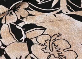 Men's Casual Tropical Hawaiian Luau Aloha Revere Beach Button Up Dress Shirt image 3