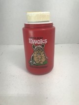 Vintage Star Wars Ewoks Wicket Thermos for Lunchbox 1983 Lucas Films - $10.88