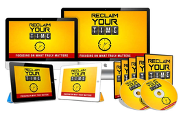 Reclaim Your Time Made Easy Video Upgrade - $1.99