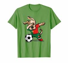 New Shirts - Dog Dabbing Soccer Portugal Jersey Shirt Portuguese Football Men - $19.95+