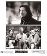 CHAIN REACTION-1996-KEANU REEVES/MORGAN FREEMAN-8X10 NM - $24.25